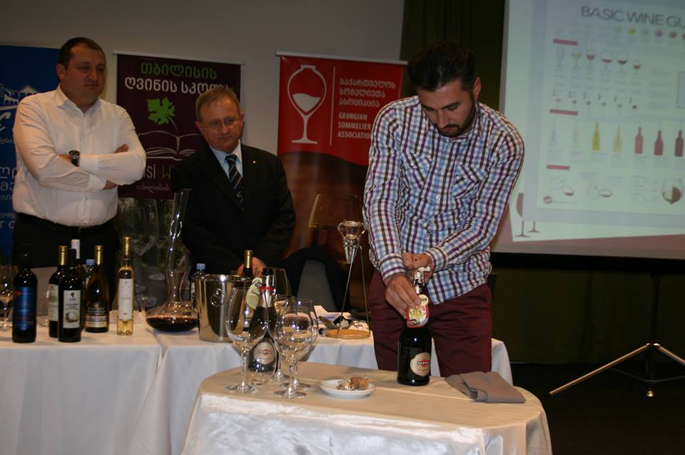 New study course Become a Sommelier has launched