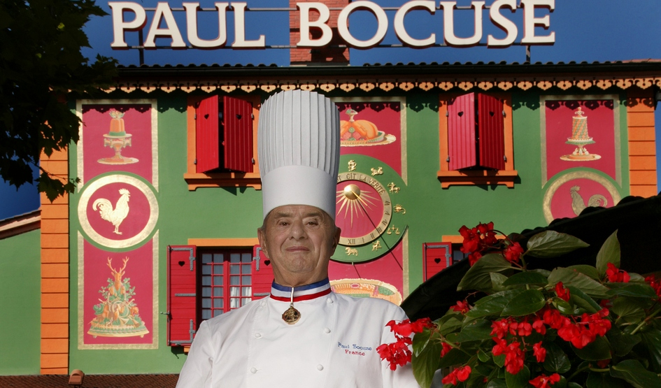 History of Paul Bocuse