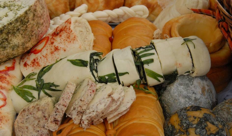 ქართული ყველის მრავალსახეობა