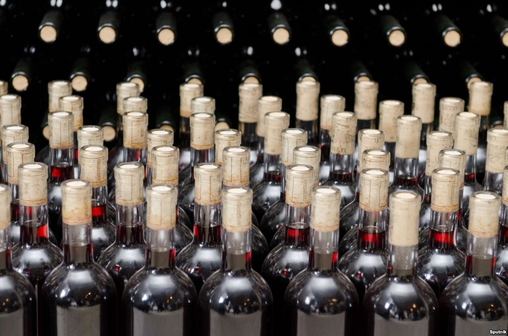 Increase of Georgian Wine Export