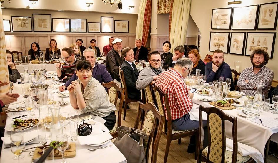 ვარშავაში ქართული ღვინოების დეგუსტაცია, პოლონურ სამზარეულოსთან ერთად გაიმართა